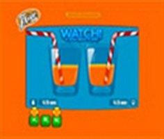 Portakal Suyu İçme
